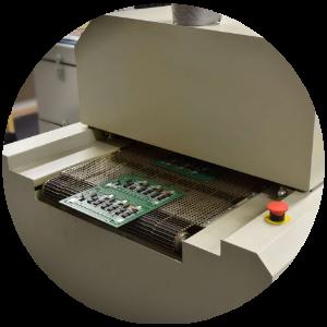Hafen Maschine Prozess, für Produktion von SMD Leiterplattenbestückung